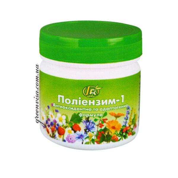 Адаптогенная и антиоксидантная формула Полиэнзим-1 280 г GreenVisa фото