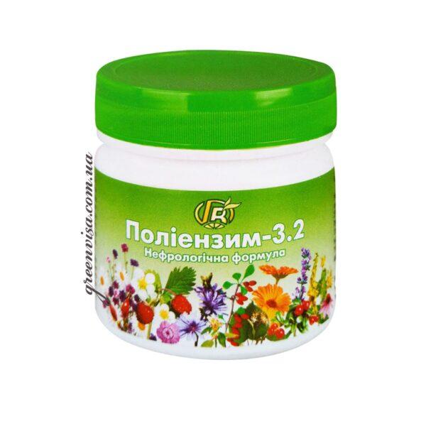 Нефрологическая формула Полиэнзим-3.2 почечное средство 280 г GreenVisa фото