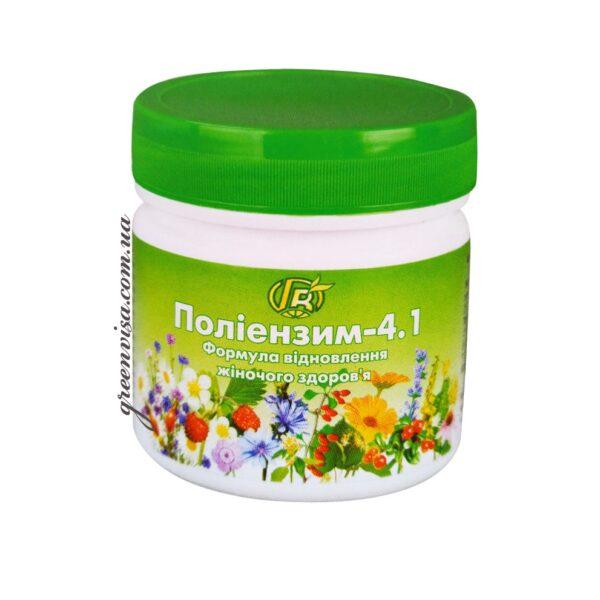 Женская формула Полиэнзим-4.1 280 г GreenVisa фото