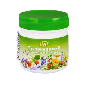 Костно-мышечная формула Полиэнзим-8 средство для суставов 280 г GreenVisa фото