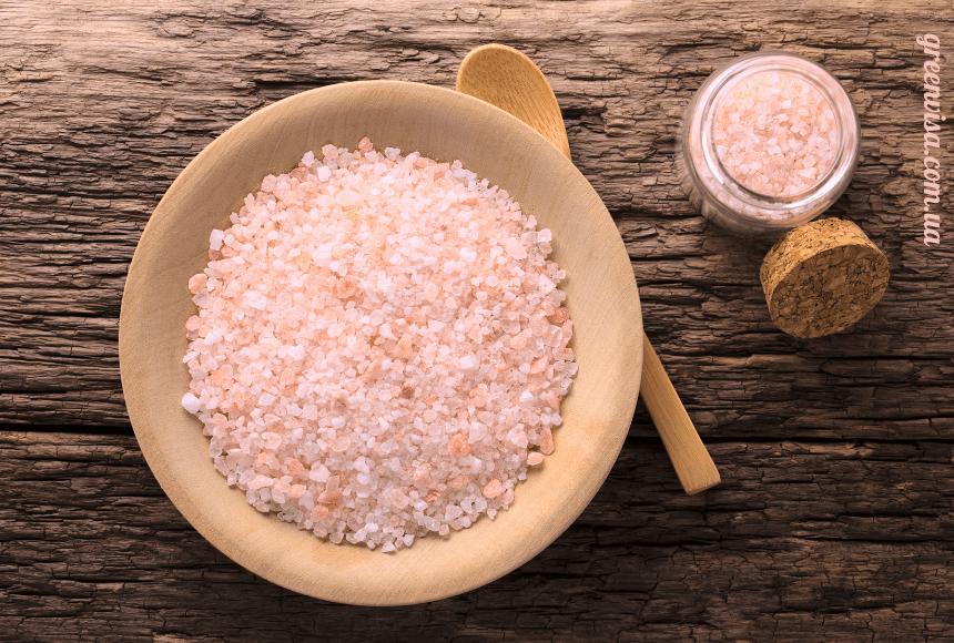 рожева сіль гімалайська фото