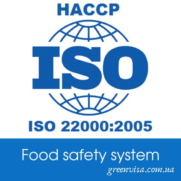 Сертифікат ISO фото